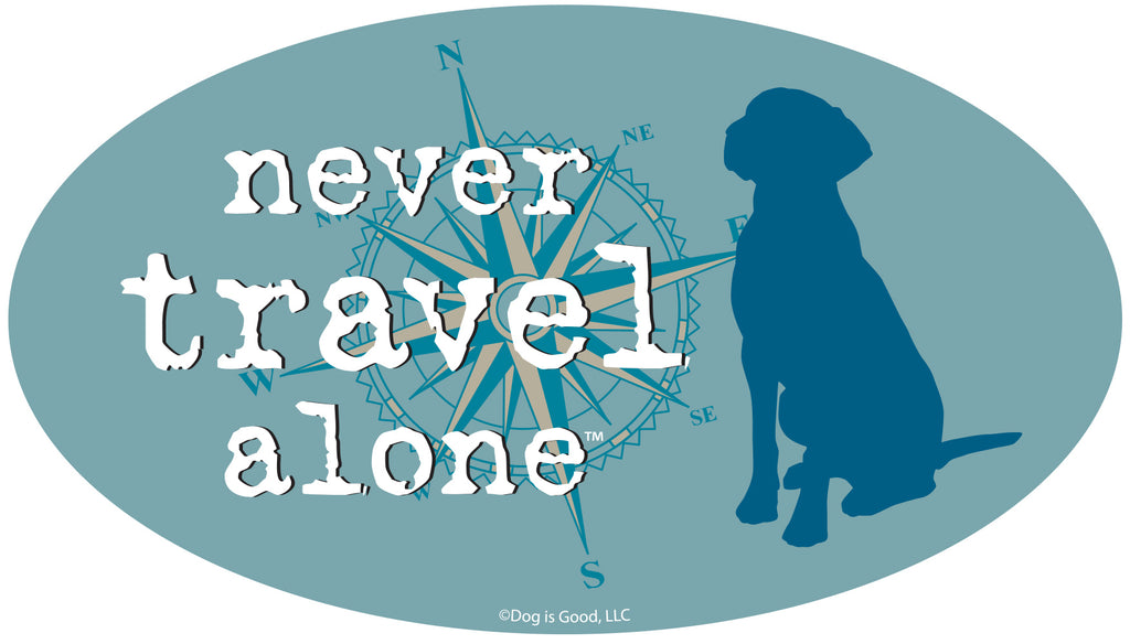 Never Travel Alone-Item #3967