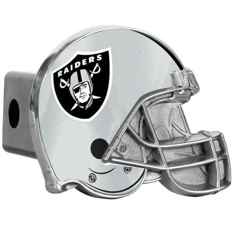 Oakland Raiders Helmet Hitch Cover