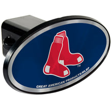 Load image into Gallery viewer, Boston Red Sox Hitch Cover