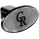 Colorado Rockies Hitch Cover