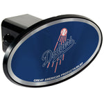 Los Angeles Dodgers Hitch Cover