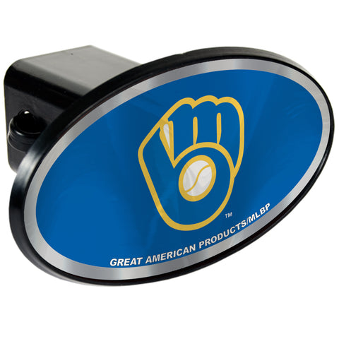 Milwaukee Brewers Hitch Cover