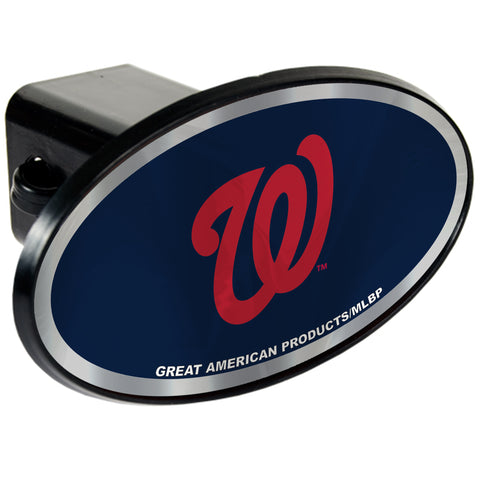 Washington Nationals Hitch Cover