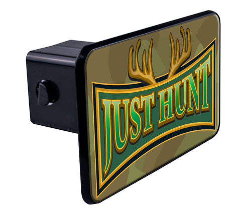 Just Hunt Hitch Cover
