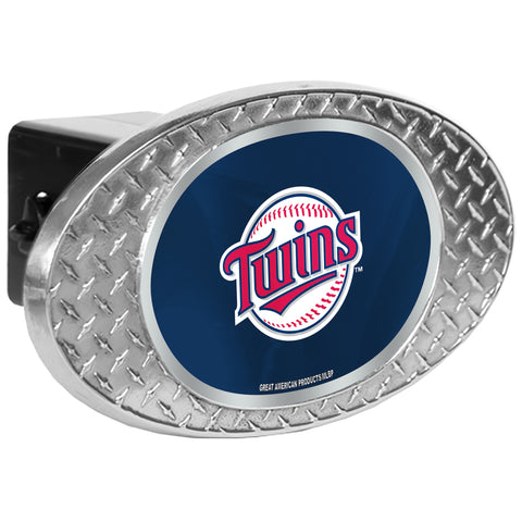 Minnesota Twins Zinc Hitch Cover