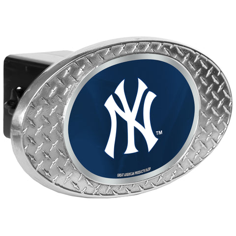 New York Yankees Zinc Hitch Cover