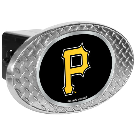 Pittsburgh Pirates Zinc Hitch Cover
