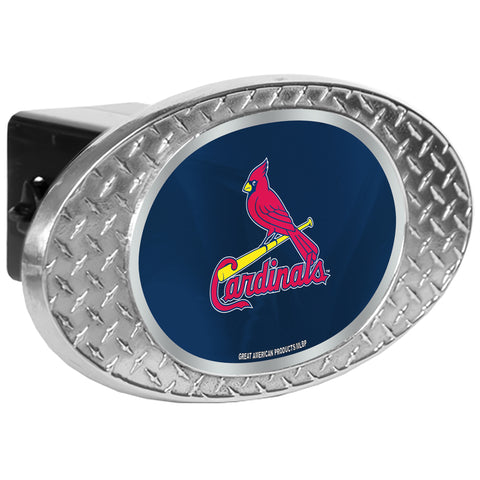 St Louis Cardinals Zinc Hitch Cover