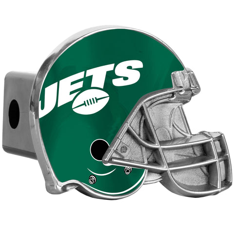 New York Jets Helmet Hitch Cover