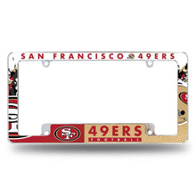 Load image into Gallery viewer, San Francisco 49ers-Item #L10117