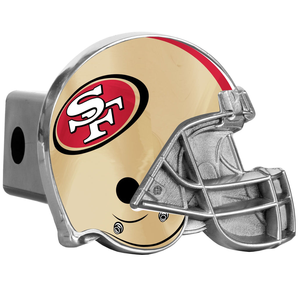 San Francisco 49ers Helmet-Item #4032