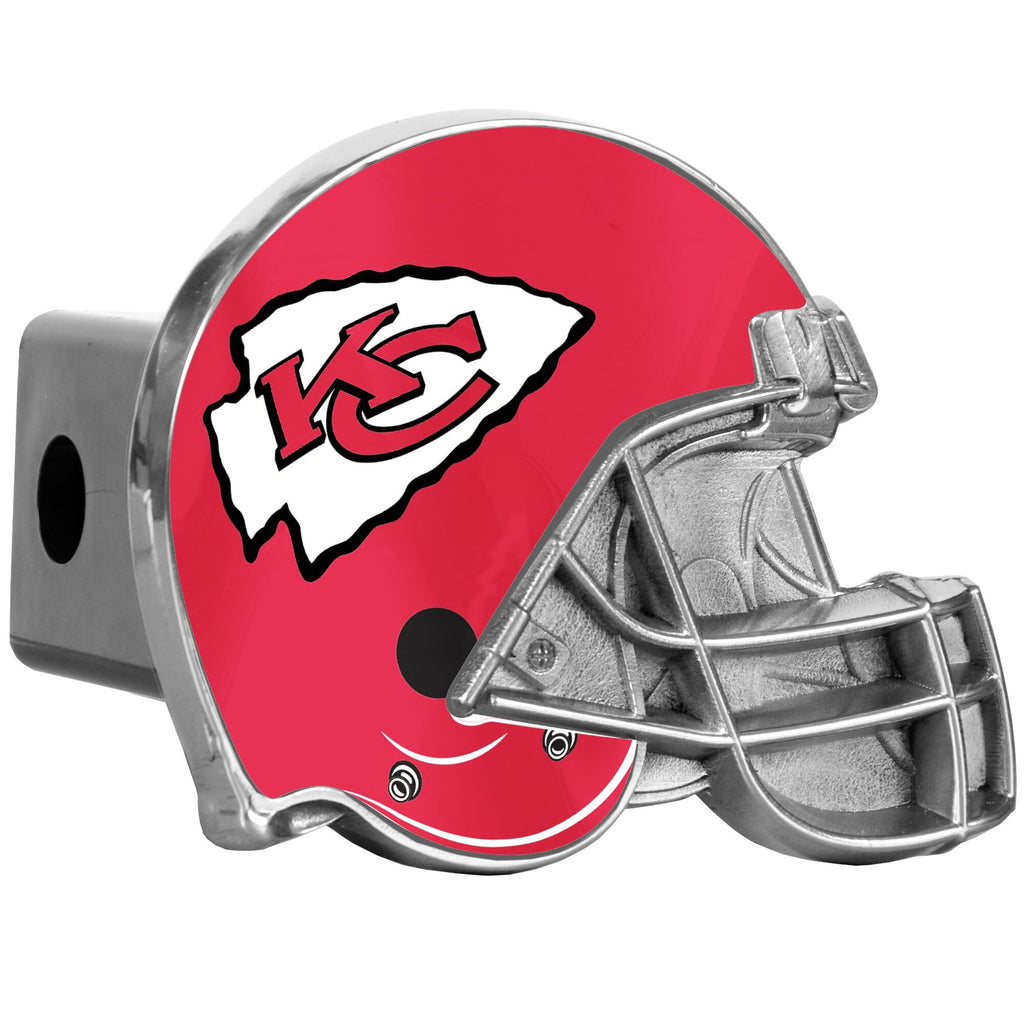 Kansas City Chiefs Helmet-Item #4020