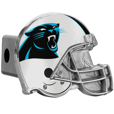 Carolina Panthers Helmet Hitch Cover