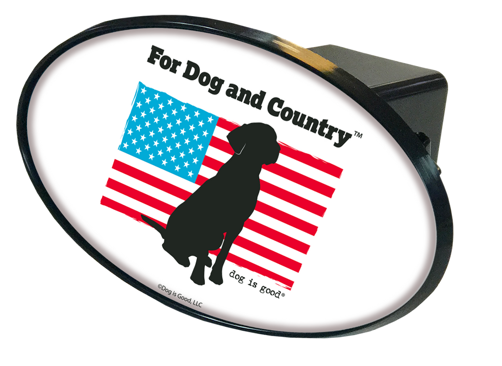 For Dog and Country-Item #3968