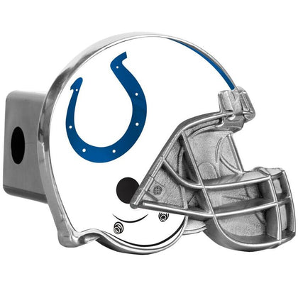 Indianapolis Colts Helmet Hitch Cover