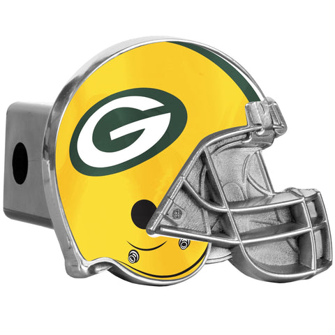 Green Bay Packers Helmet Hitch Cover