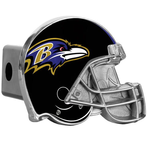 Baltimore Ravens Helmet Hitch Cover