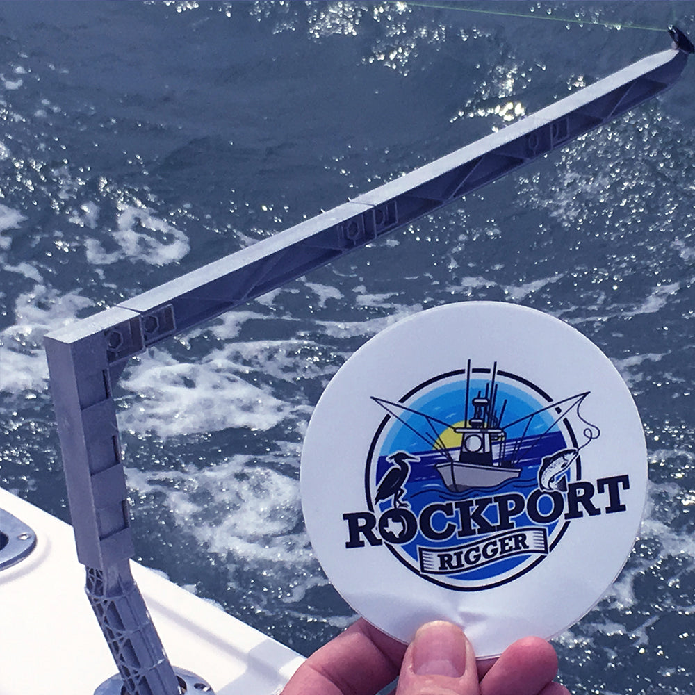 Rockport Rigger Decal