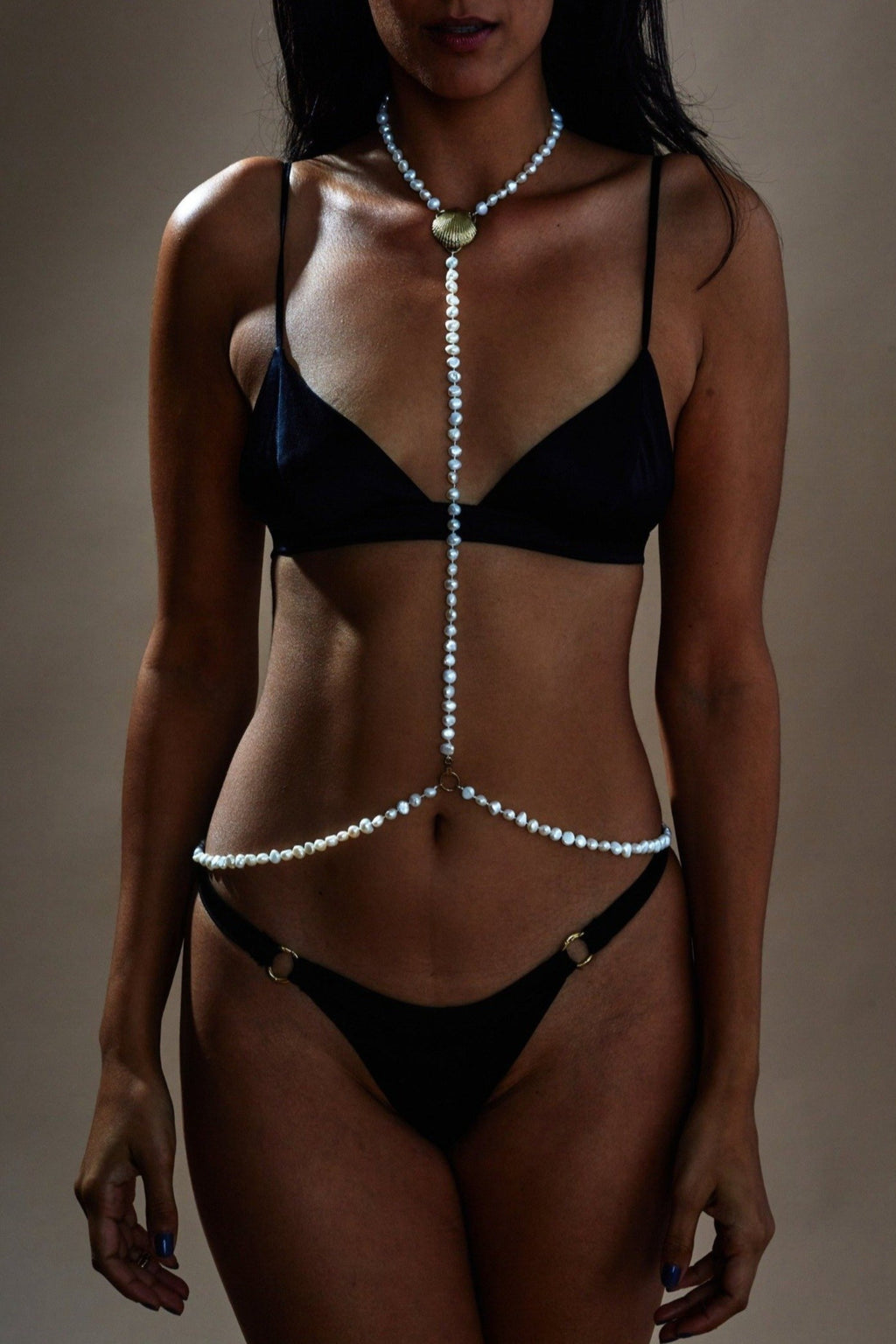 Freshwater Pearl Harness