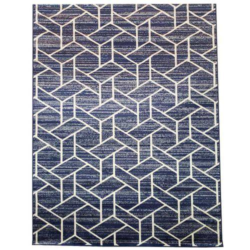marc-nieder - TAPETE GEOMETRIC BLUE -