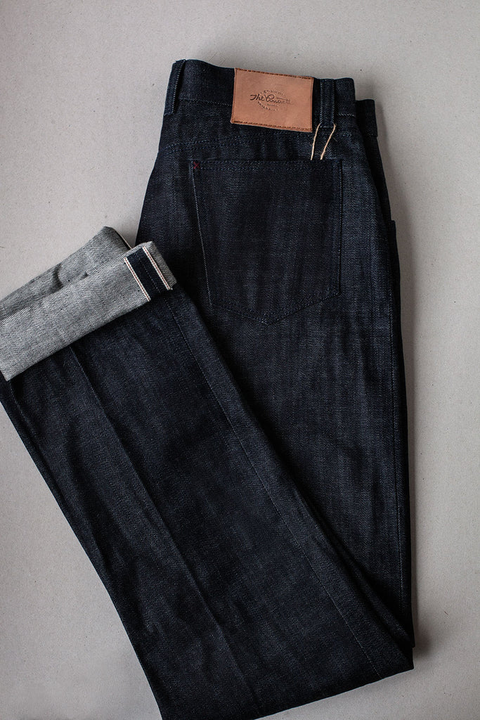 5 bolsillos // Japanese Selvedge Indigo denim 13 oz.