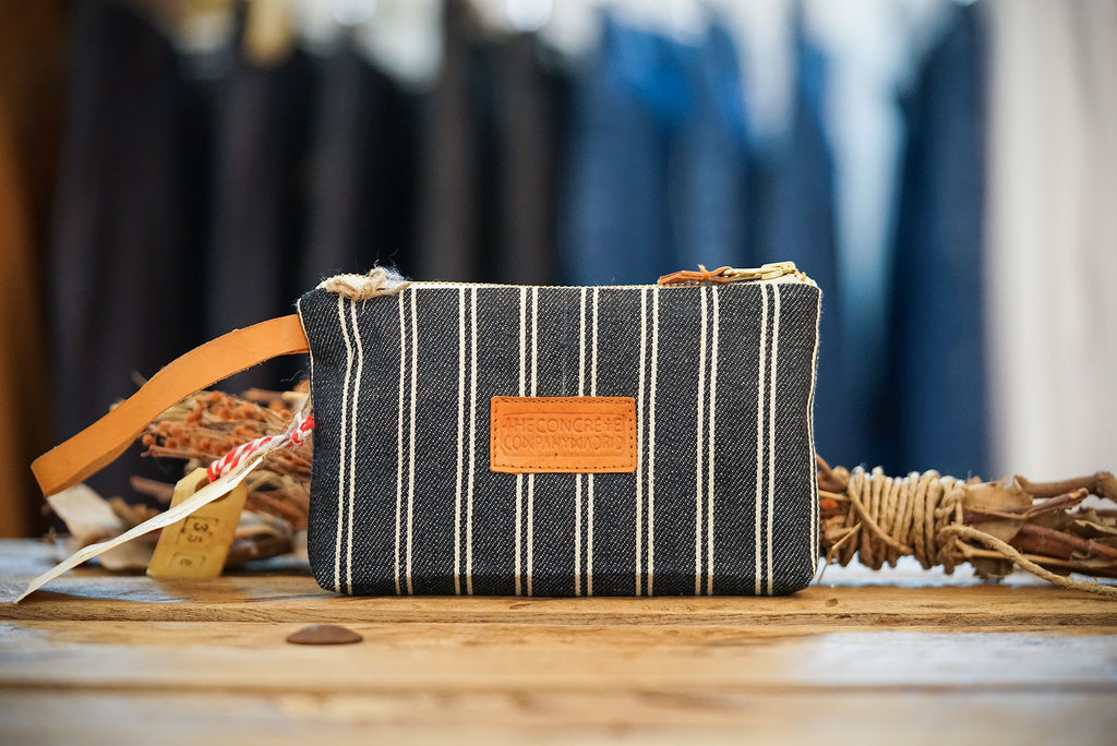Cartera // Denim Japonés Kurabo