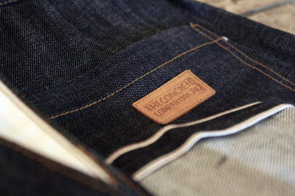 Pantalón Duty // 14 oz. Indigo Selvedge Denim