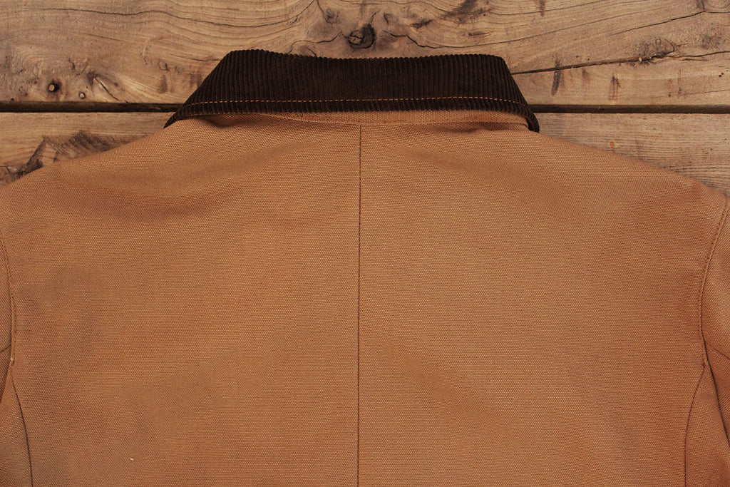 Chaqueta Service // 12 oz. Duck Canvas Miel