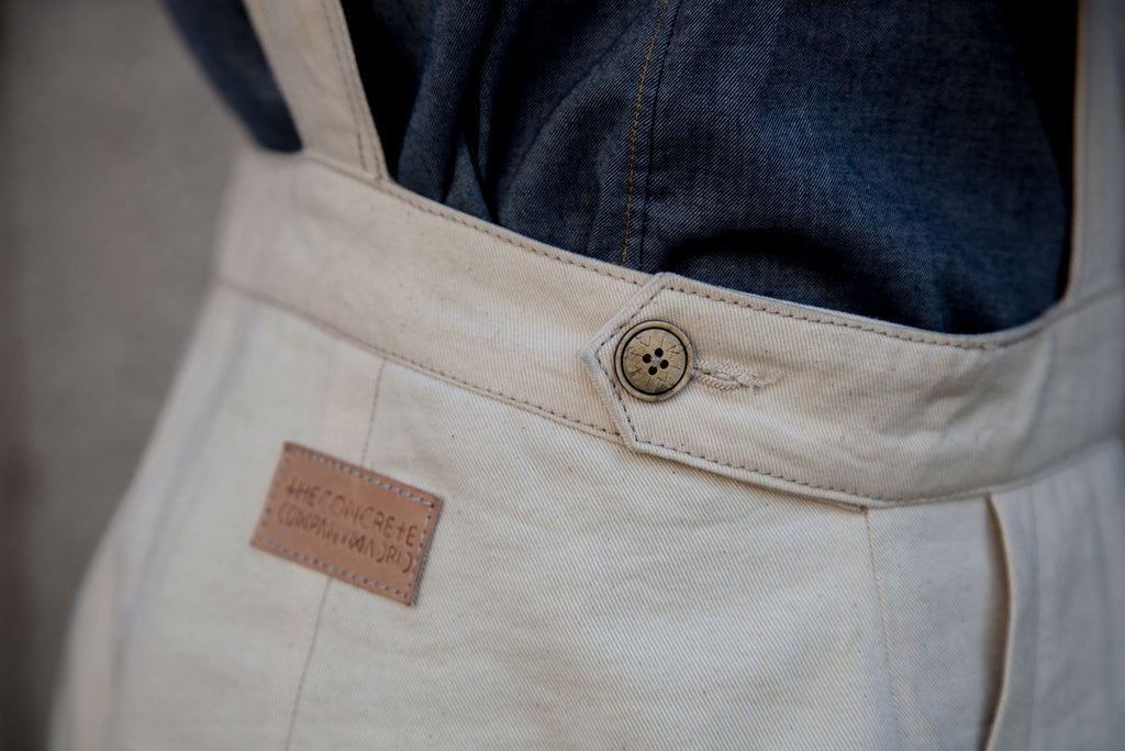 Peto // Denim 10 oz. Crudo