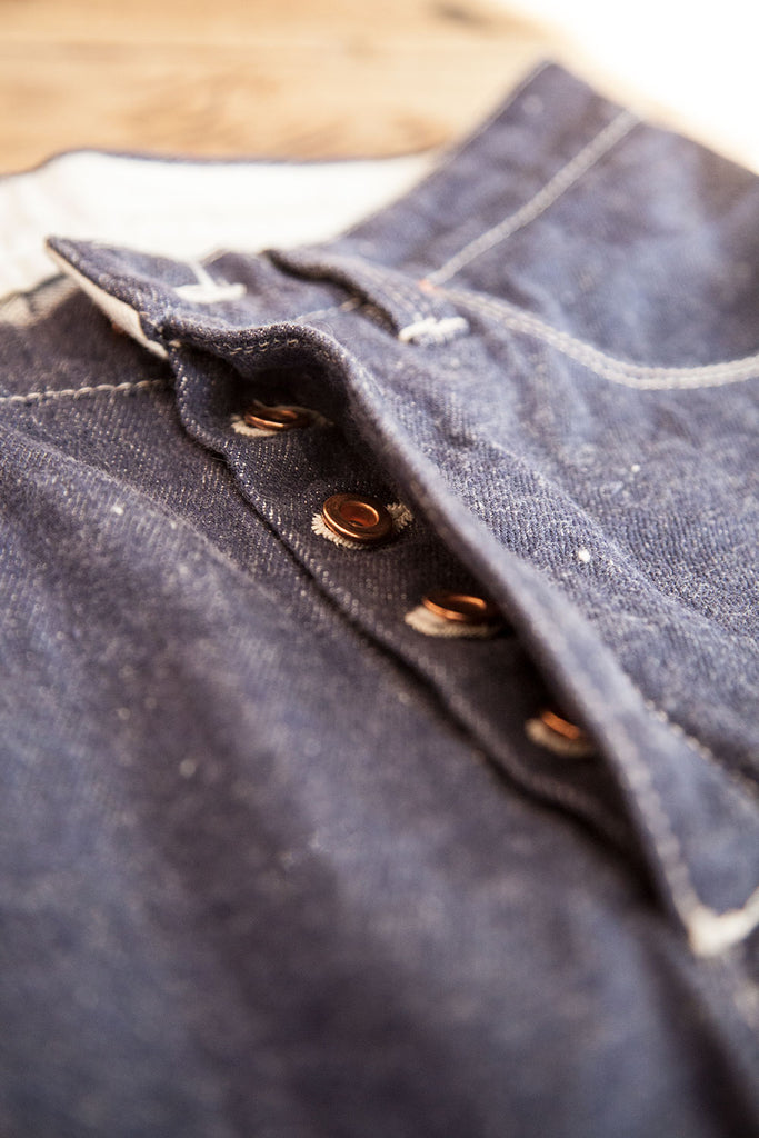 "5 Bolsillos TC03 ""Duty Special"" // Vintage ""dead stock"" Selvedge Denim 13 oz."