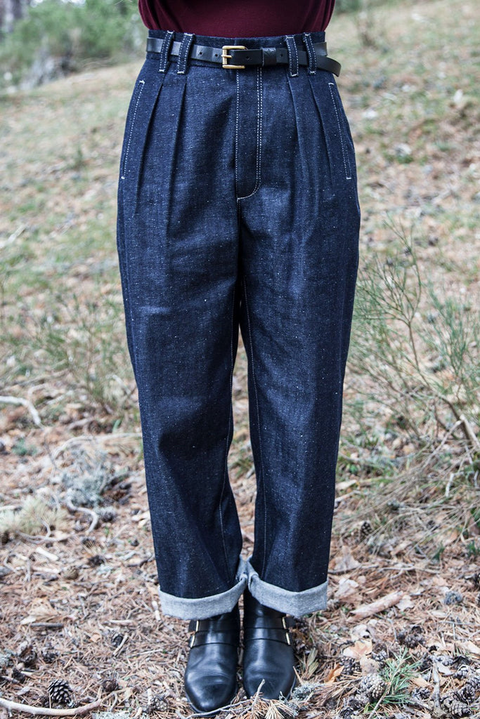 Pantalón Portobello II // Indigo Selvedge Denim 11 oz.