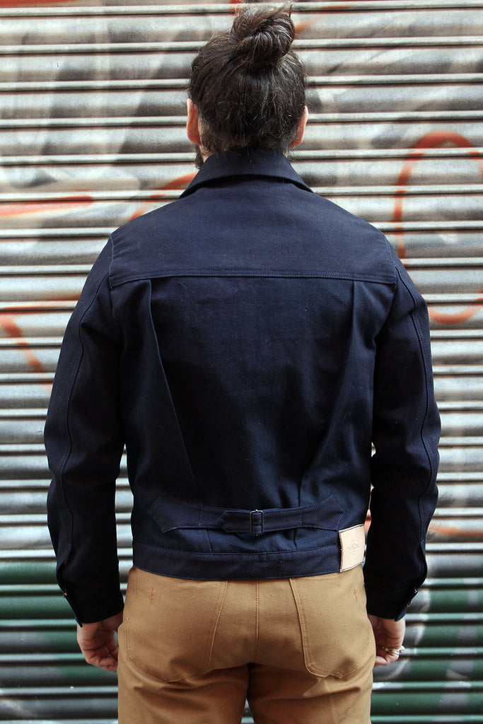 Chaqueta Aviador V.I // Vintage Stock Selvedge Chambray