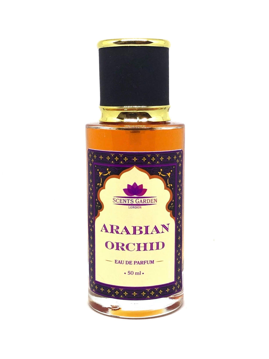 Arabian Orchid Eau De Parfum 50 ml - Spray Perfume