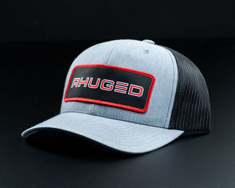 Rhuged Hat-Gray