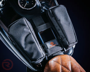 Raven Magnetic Tank Bag