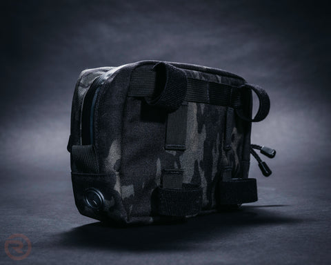 Black Multicam Vortex Bar Bag