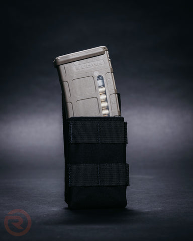Black Single 5.56 Mag Pouch