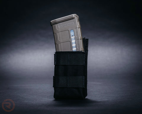 Image of Black Single 5.56 Mag Pouch