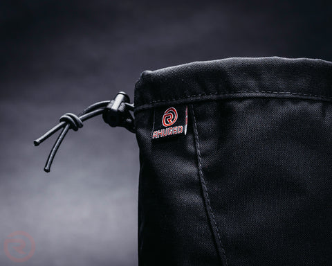 Image of Black Folding Dump Mag Pouch