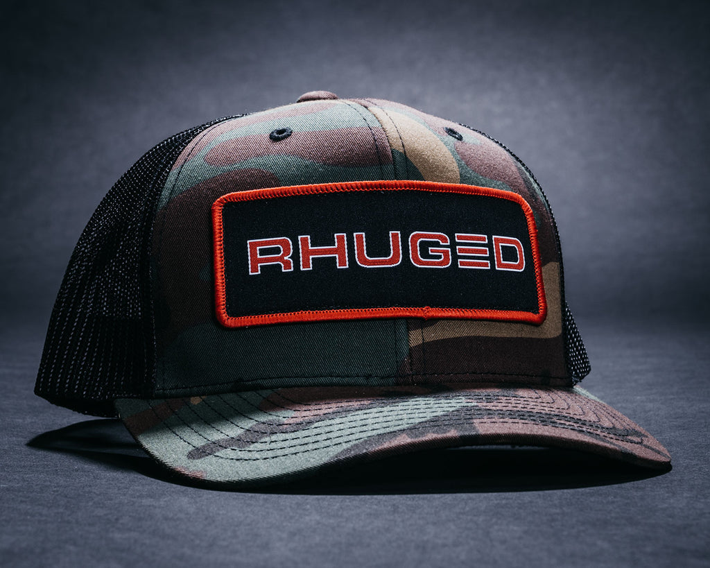 Rhuged Hat - Woodland