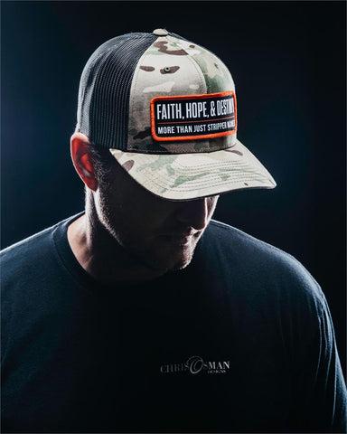 Image of Stripper Name Hat-Multicam