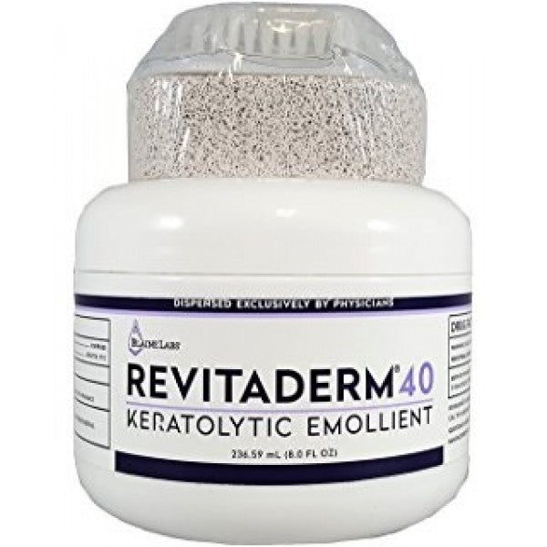 Blaine Labs RevitaDERM40 with Pumice Stone 8 oz.