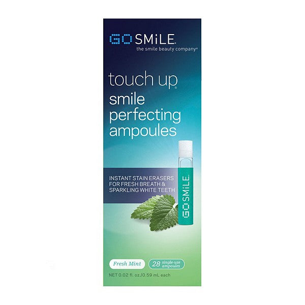 Go Smile Touch Up 28 Count Fresh Mint