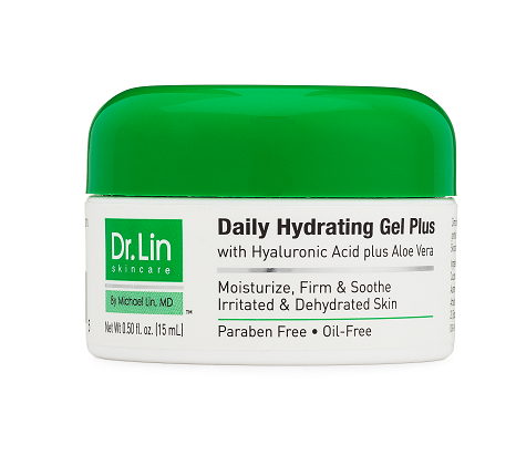 Dr. Lin Skincare Daily Hydrating Gel Plus Travel Size 0.5 oz.
