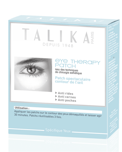 Talika Eye Therapy Patch Counter Shelf Dispenser (x30 pairs)