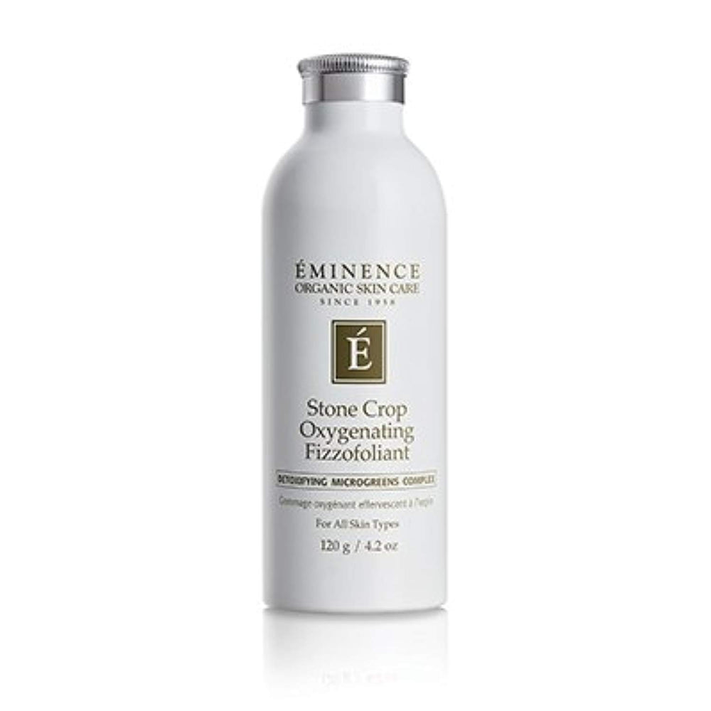 Eminence Stone Crop Oxygenating Fizzofoliant 4.2 oz New No Box