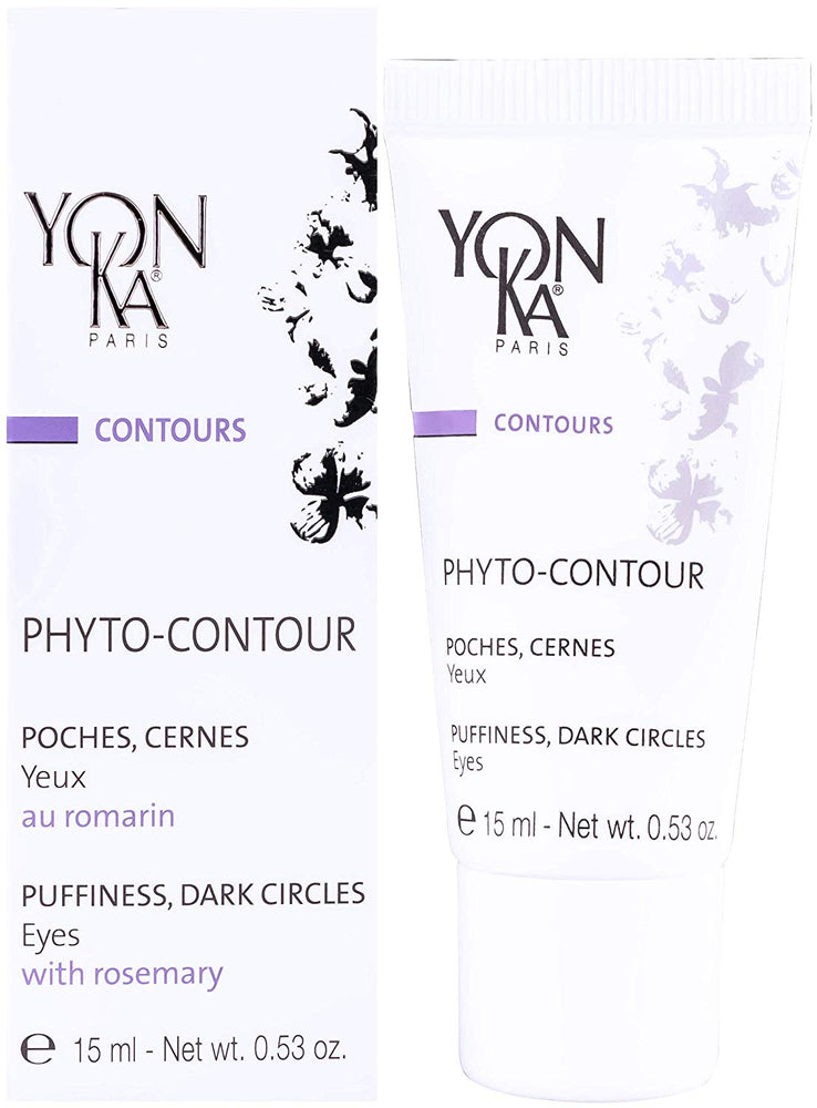 YON-KA - CONTOURS PHYTO-CONTOUR: Eye Contour Cream to Combat Puffiness and Dark Circles (0.5 Ounce / 15 Milliliter)