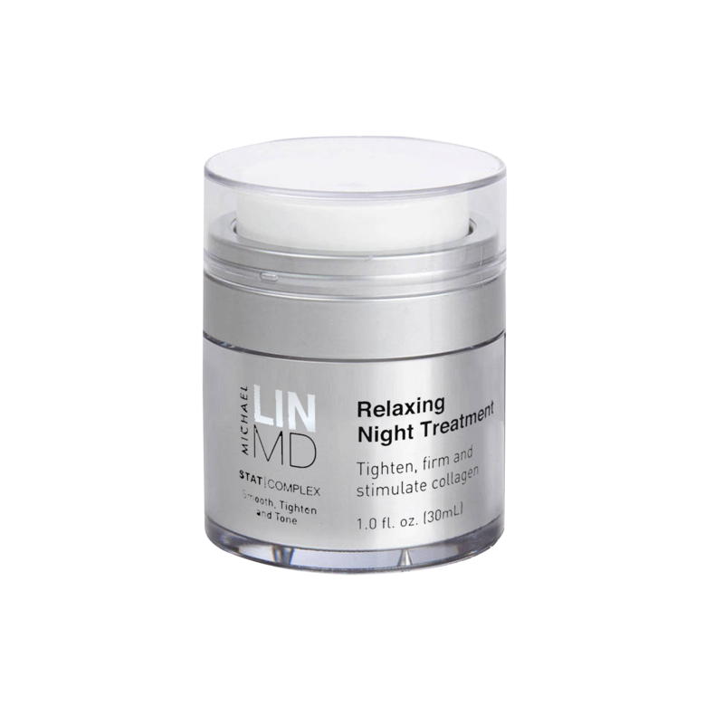 Michael Lin, MD Relaxing Night Treatment 1 oz