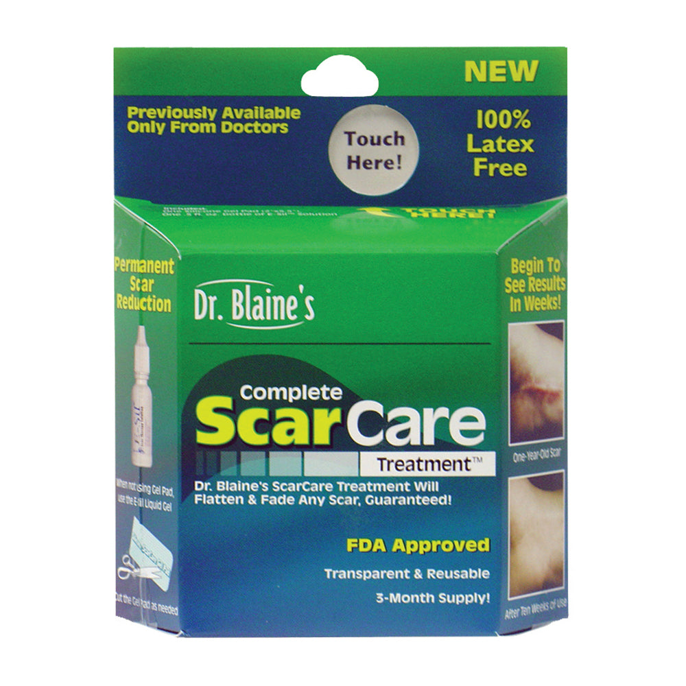 blaine labs complete scarcare treatment kit