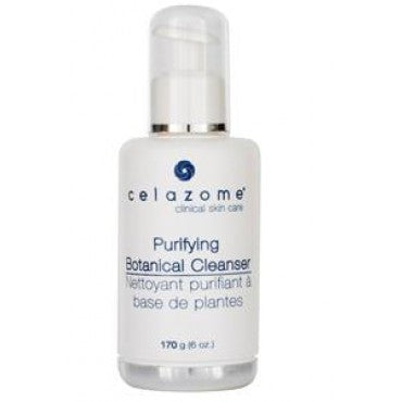 Celazome Botanical Purifying Cleanser